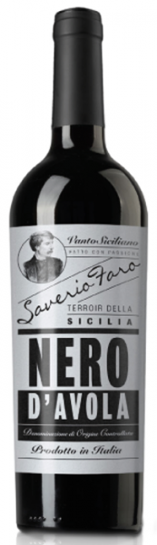 Saverio Faro Nero d'Avola DOC
