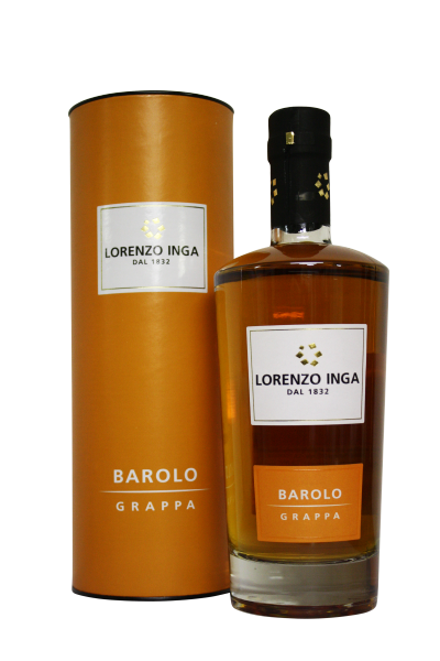 "Grappa di Barolo ""Barrique"" 40% Vol."